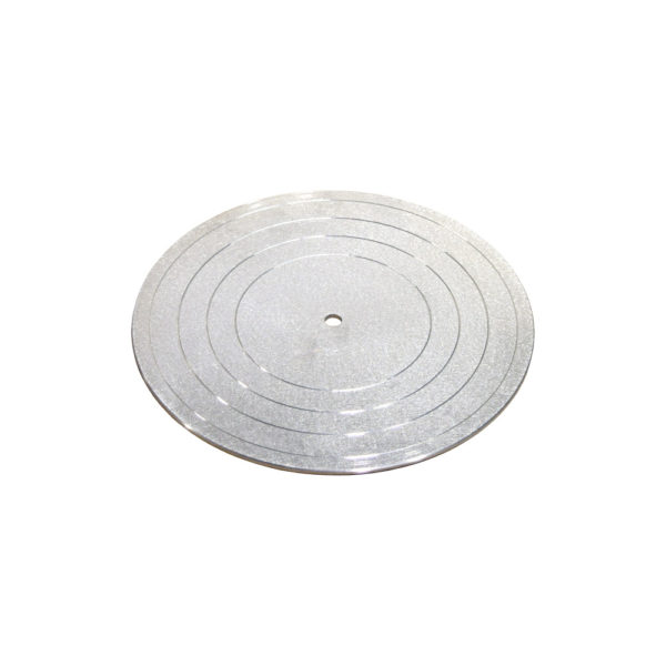 магнитный гончарный диск iMold 200 мм из нержавеющей стали