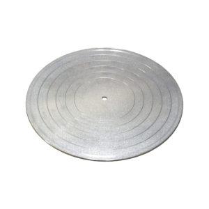 магнитный гончарный диск iMold 260 мм из нержавеющей стали