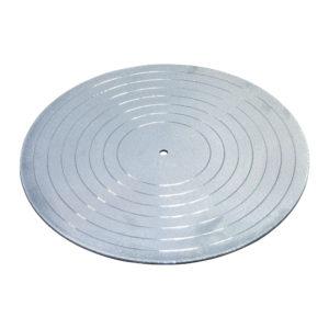 магнитный гончарный диск iMold 310 мм из нержавеющей стали