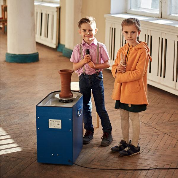 гончарный круг для детей iMold Basic